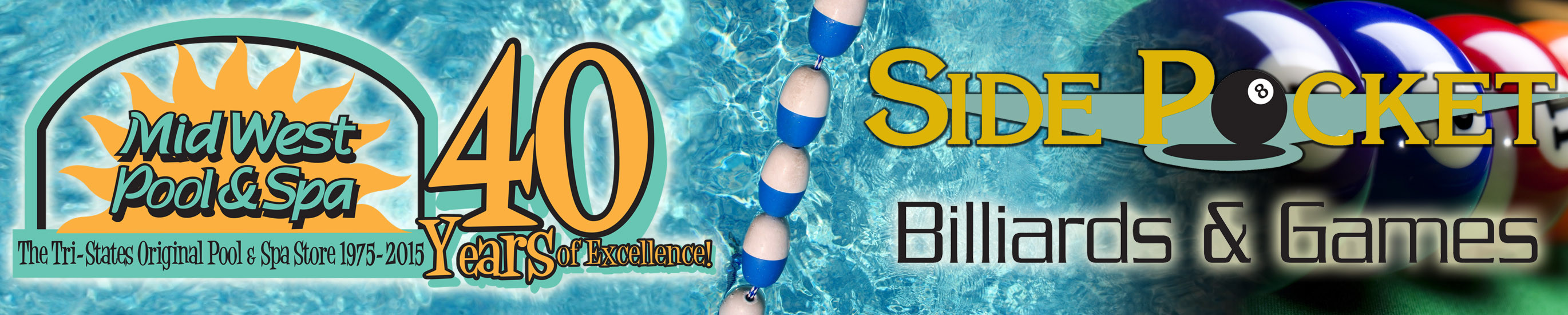 Midwest Pool & Spa and Side Pocket Billiards